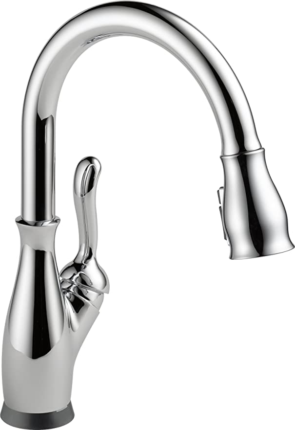 delta leland kitchen faucet reviews
