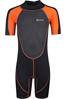 Bare Sprint Shorty Wetsuit for Toddlers and Kids
