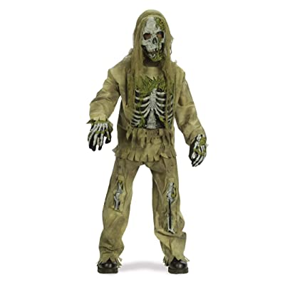Skeleton Zombie Child Costume: Toys & Games