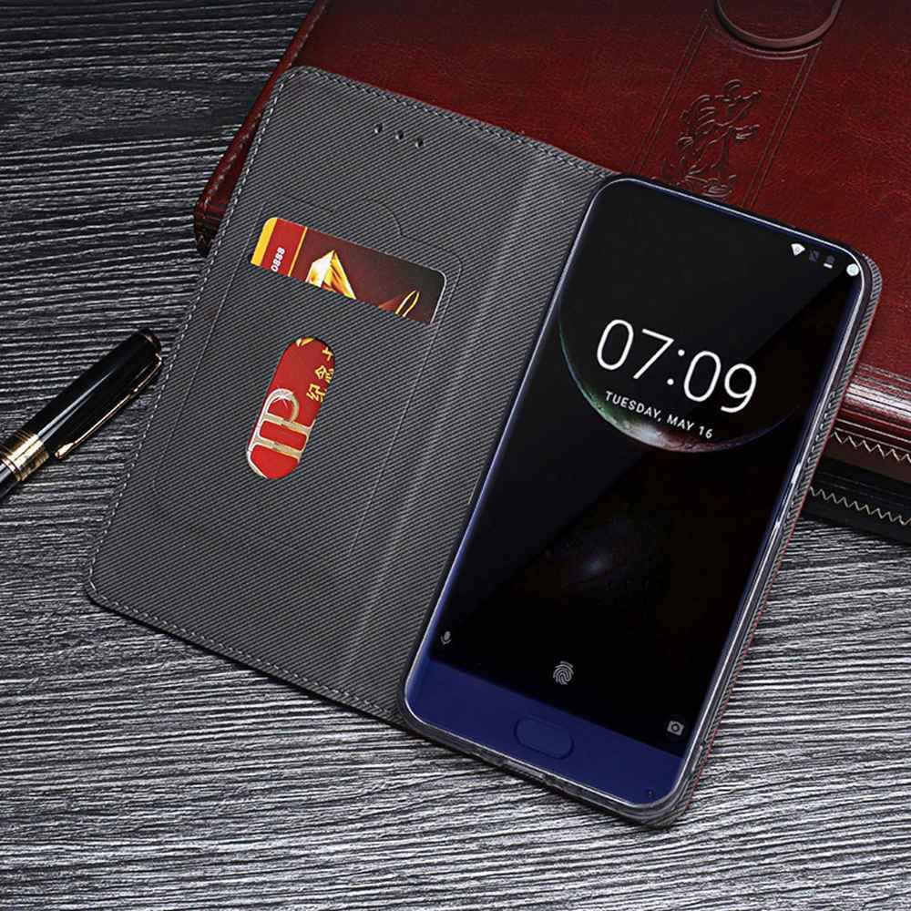 Amazon.com: Case for Doogee Mix, PU Leather Stand Wallet ...