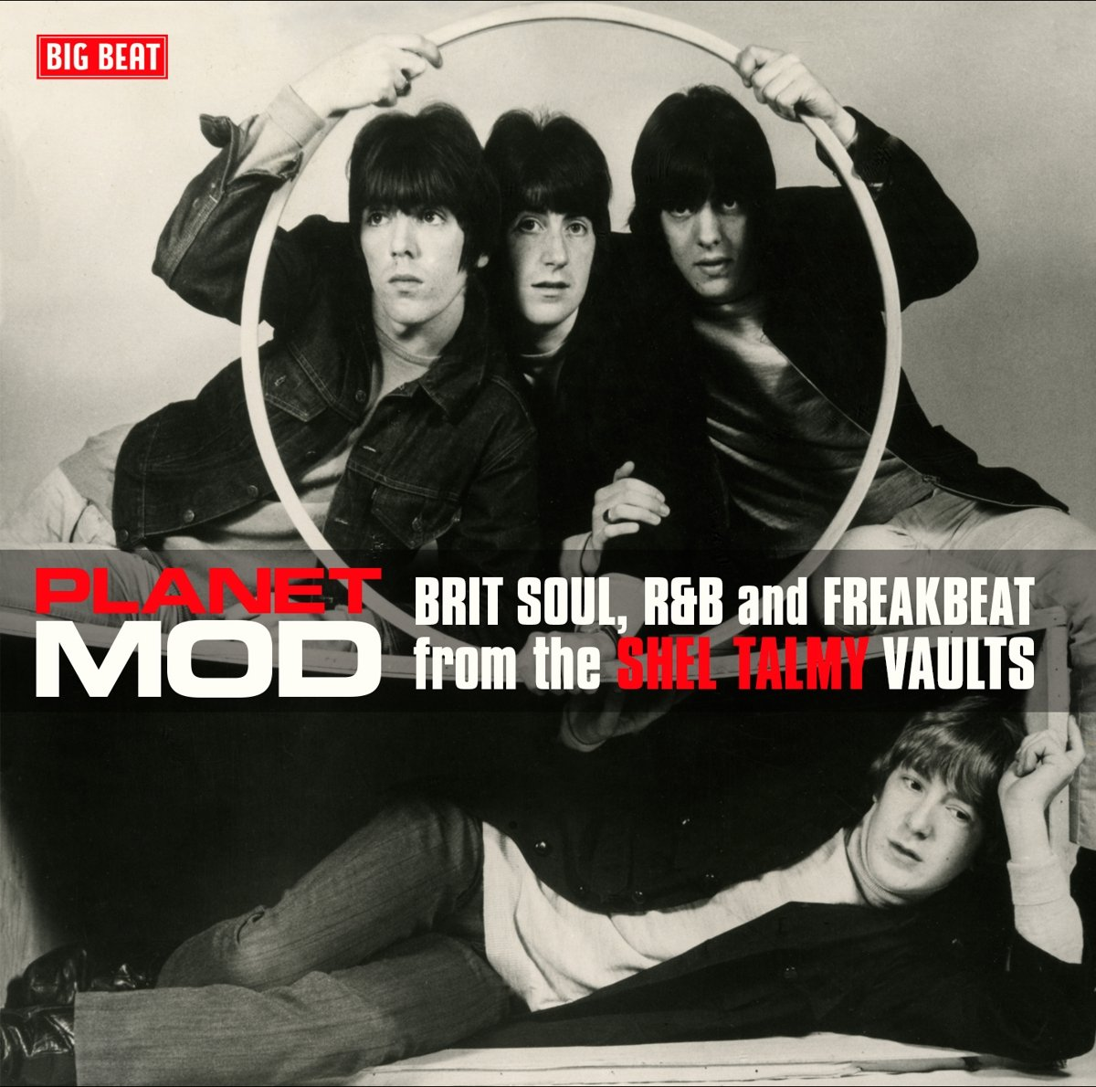 CD : VARIOUS ARTISTS - Planet Mod: Brit Soul R&b & Freakbeat From The Shel Talmy Vaults / Various (United Kingdom - Import)