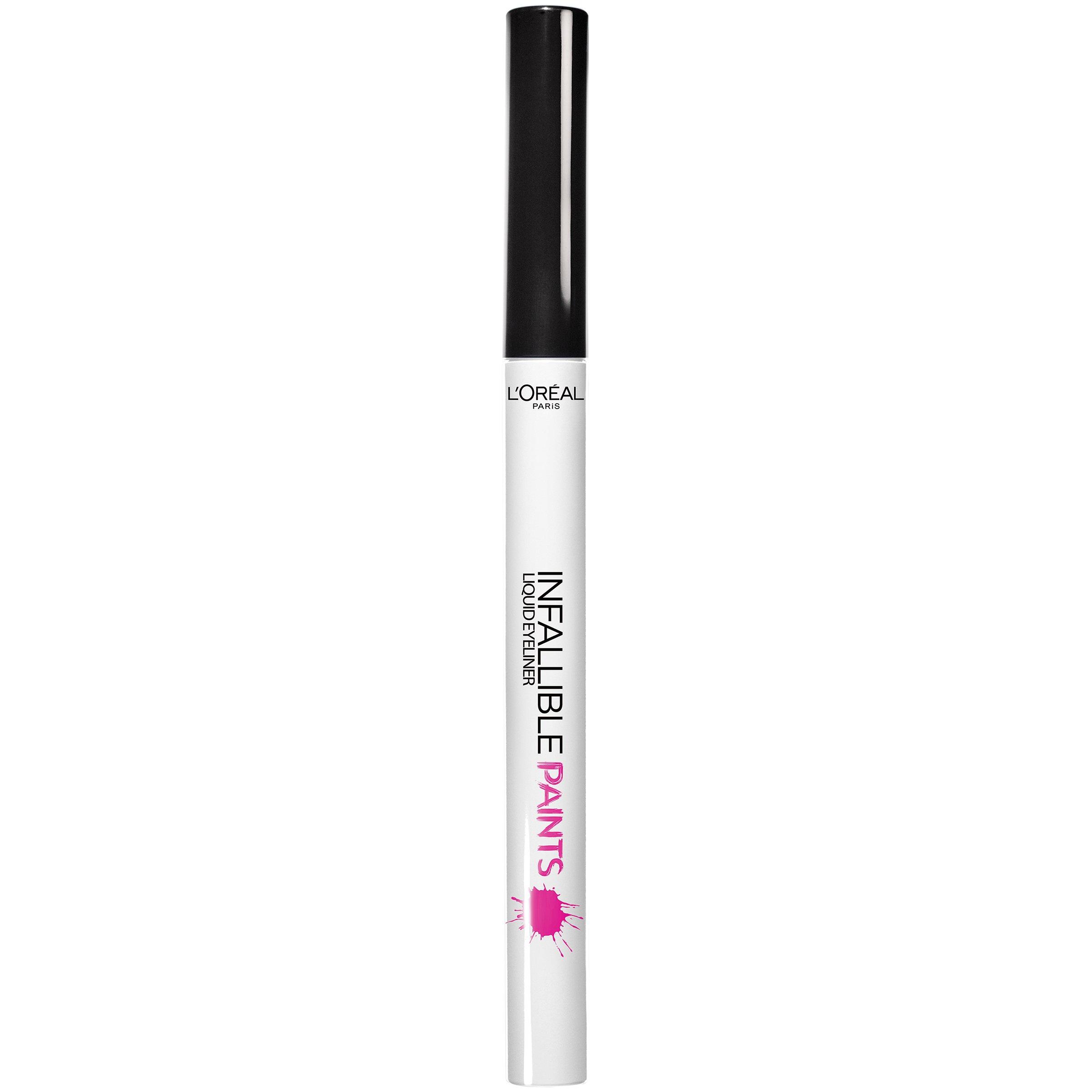 L'Oréal Paris Infallible Paints Eyeliner, White Party, 0.034 fl. oz.