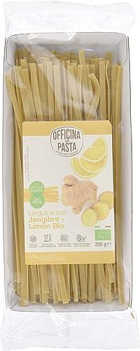 Linguine con jengibre y limón - Oficina della Pasta - 250gr ...