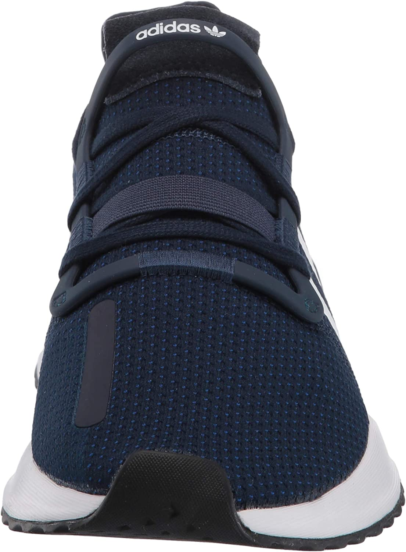 adidas Originals Men's U_Path Running Shoe White/White/Black