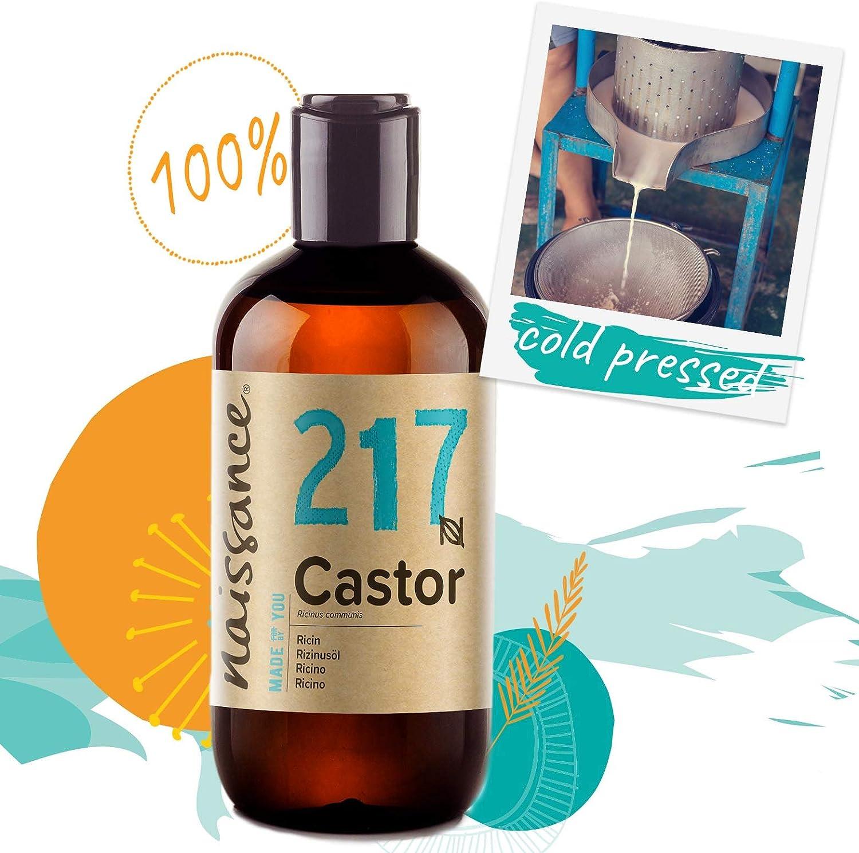 Naissance Aceite de Ricino 250ml - Puro, natural, vegano, sin ...