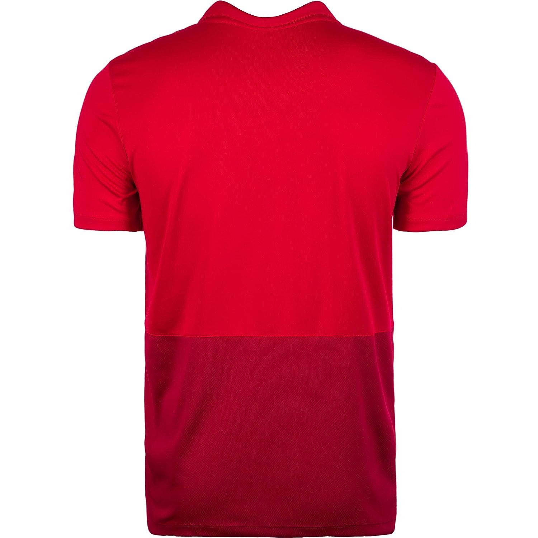 Umbro Poly - Polo para Hombre, Hombre, 64513U-DNC, Rojo/Rojo ...