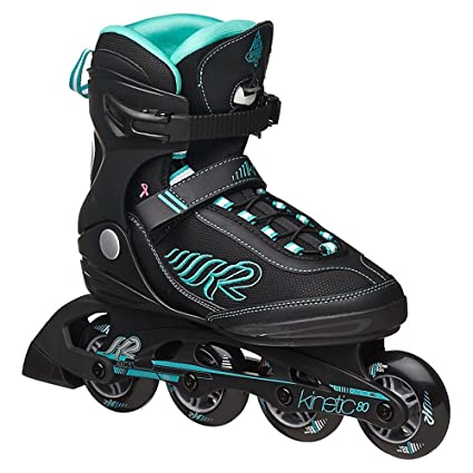 Amazon.com   K2 Skate Women s Kinetic 80 Inline Skates 2e0a30d05f