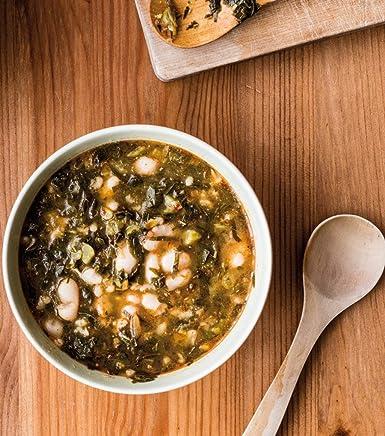 Negro sopa de repollo - Cocido en Italia - Monoporzione calidad.: Amazon.es: Alimentación y bebidas