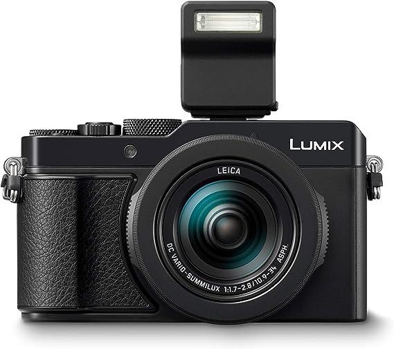 Panasonic Lumix DC-LX100 II - Cámara Compacta Premium de 17 MP ...