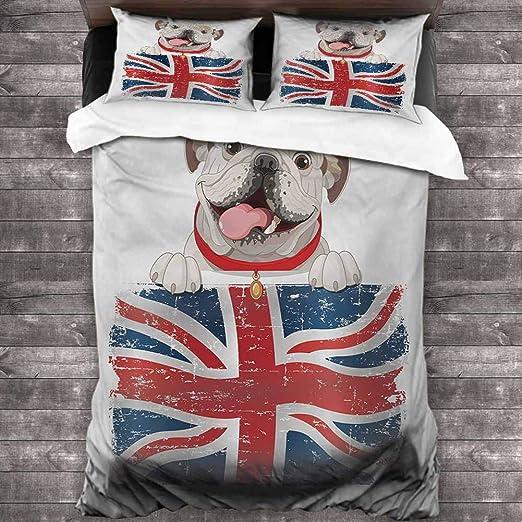Amazon.com: English Bulldog Duvet Cover