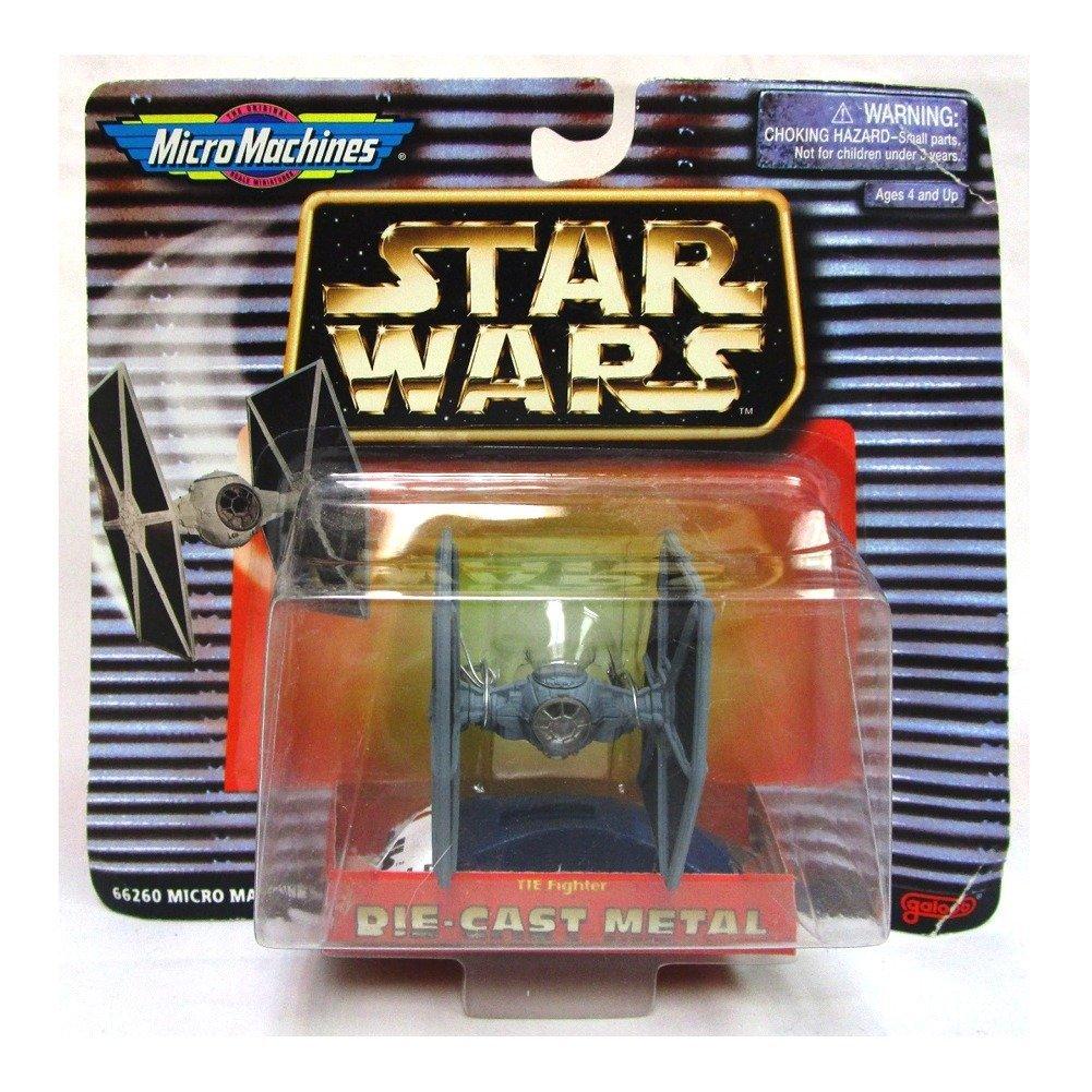 Star Wars Micromachines Diecast Tie Fighter Galoob 66264