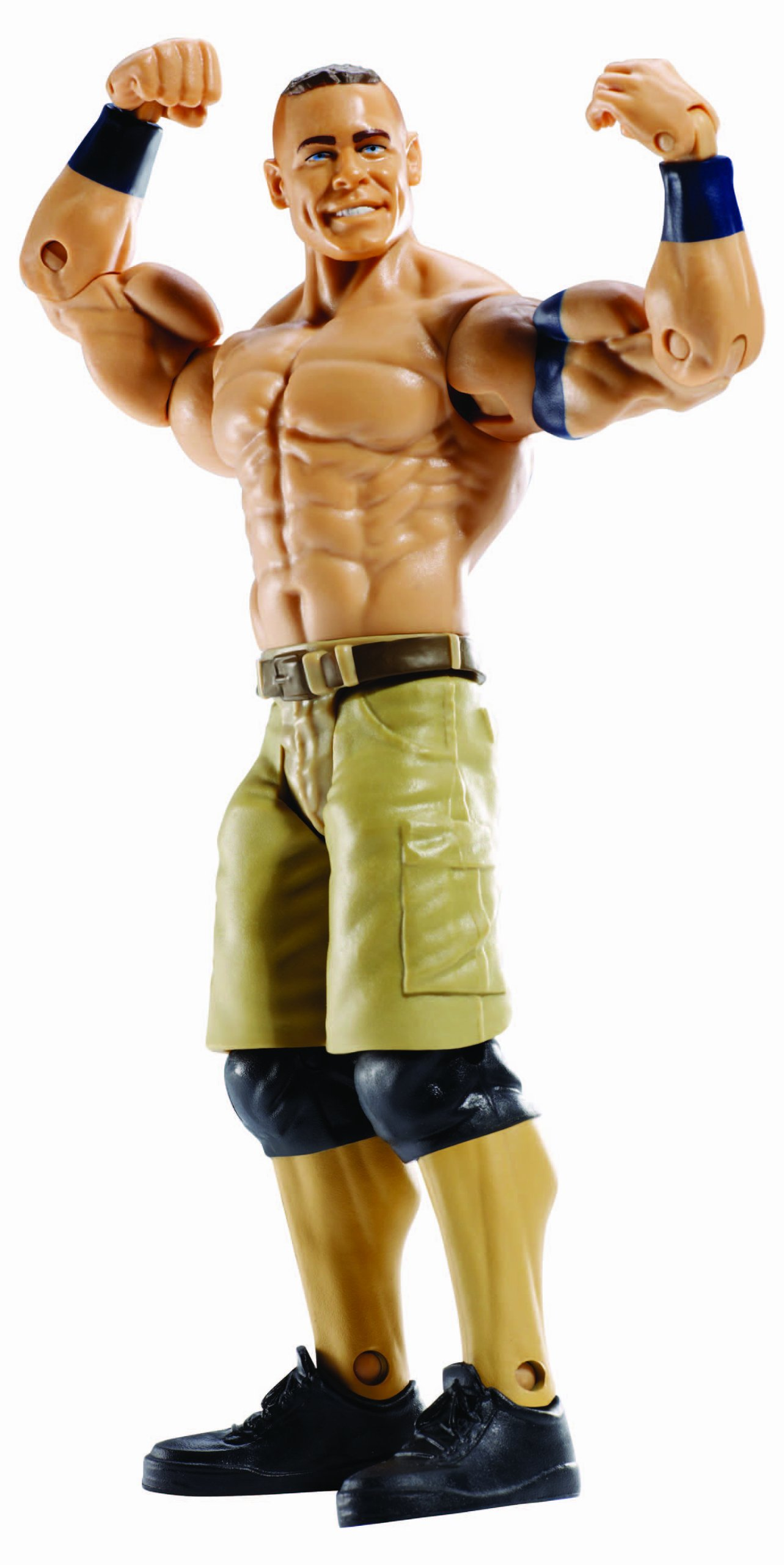 WWE Series #34 Superstar #61 John Cena Figure
