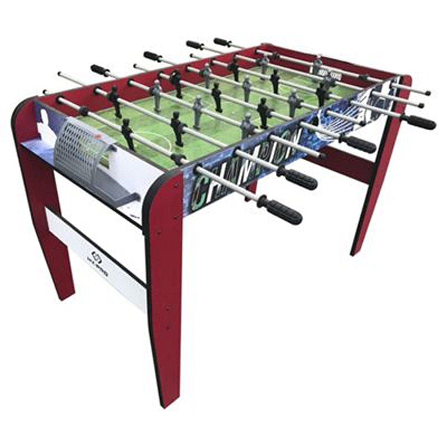 Hy-Pro 4Ft Football Soccer Fusball Table Hypro