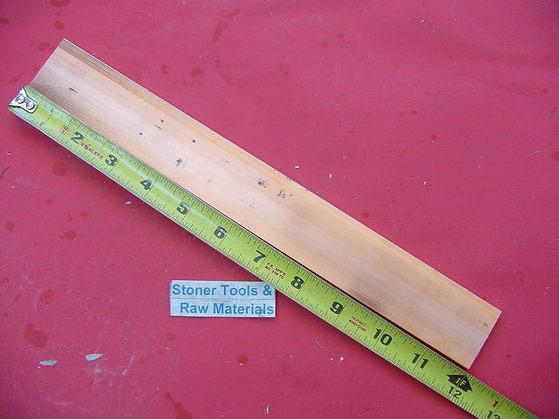 "2 Pieces 1//4/""x 4/"" C110 COPPER BAR 8/"" long Solid Flat Bar .25/""x 4 Mill Bar Stock"