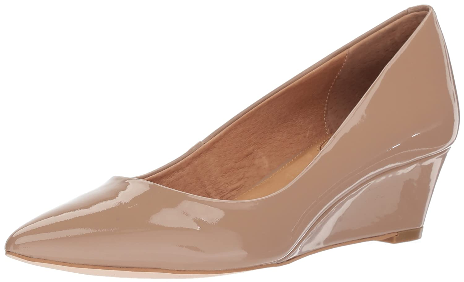 Opportunity Shoes - Corso Como Women's Nelly Pump B06XRRML2D 5.5 B(M) US|Dark Nude Soft Patent