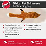 SPOT Mini Skinneeez | Stuffless Dog Toy with