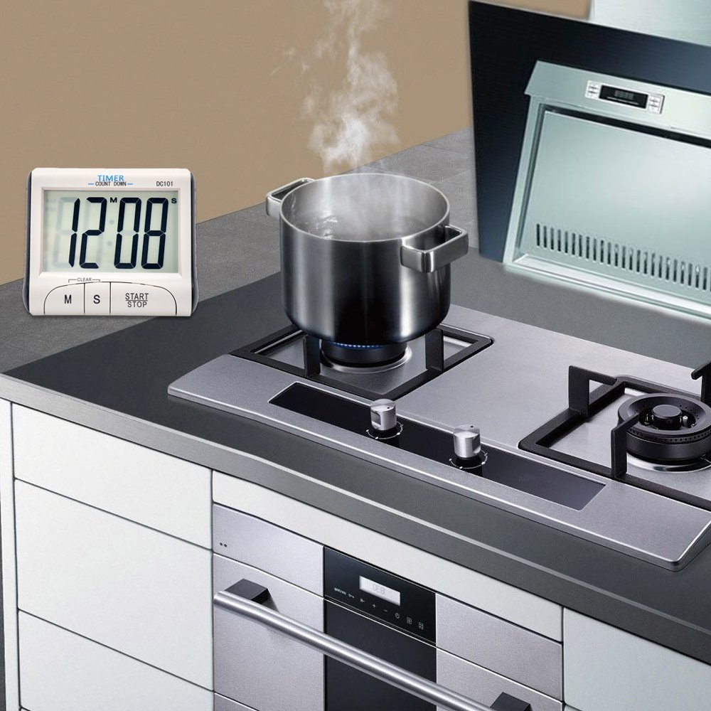 Galleon 3 pack senbowe digital kitchen timer cooking for Kitchen set toys r us philippines