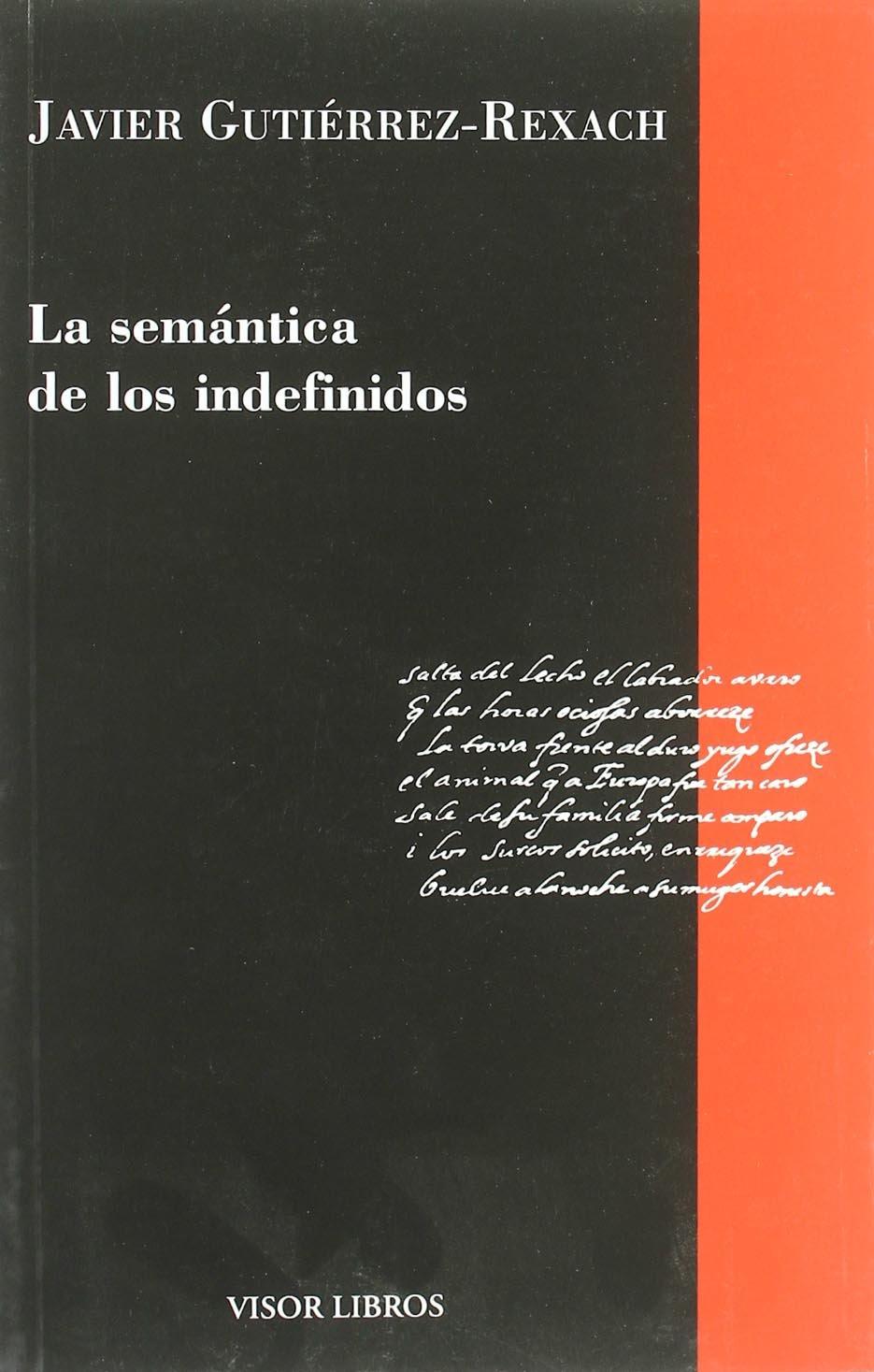 Download 07.- La semántica de los indefinidos. pdf epub