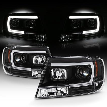 Jeep Grand Cherokee Wj Led Headlights