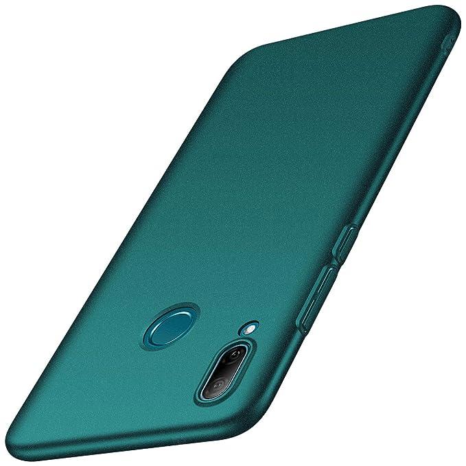 8 opinioni per anccer Cover Huawei P Smart 2019, [Alta qualità] [Ultra Slim] Anti-Scratch Hard