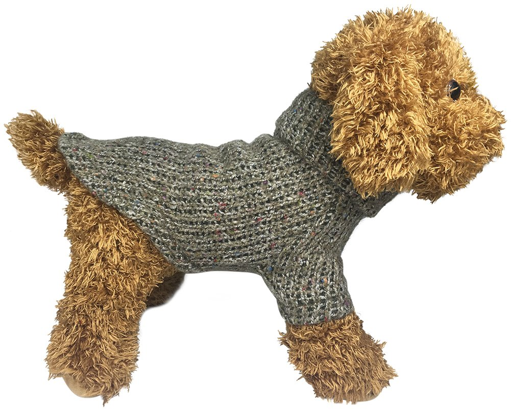 Eastcities Pet Sweaters for Small Dogs Cats Puppy Cold Weather Coats,7''