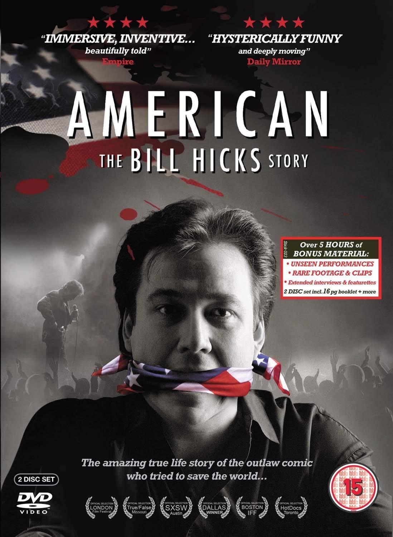 Ebook American The Bill Hicks Story By Matt Harlock