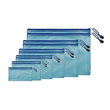 Bolsas de archivos con cremallera Bolsas de malla con cierre ...