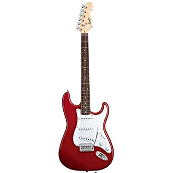 Guitarra eléctrica Aire STG-003, R rossa