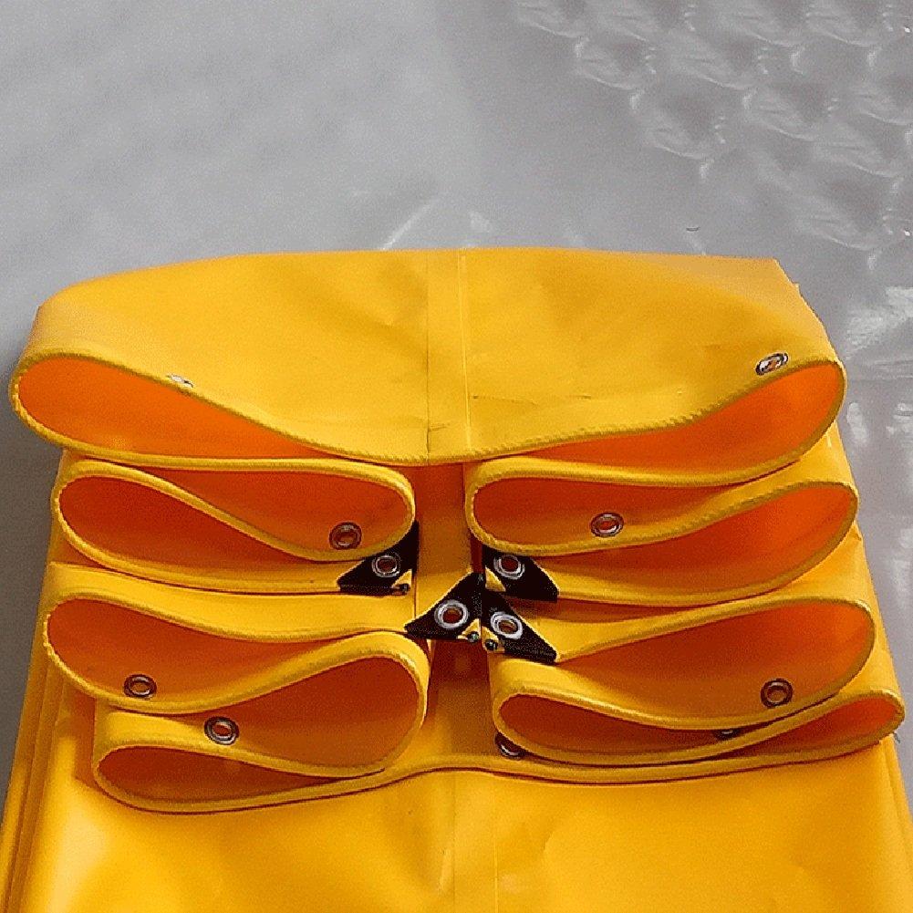 CAOYU Wasserdichte doppelseitige gepolsterte gepolsterte gepolsterte Wasserdichte Sonnencreme Zelt Tuch LKW Öl Tuch Winddicht Anti-Aging, gelb B07J5H64VK Abspannseile Einzigartig d814f1