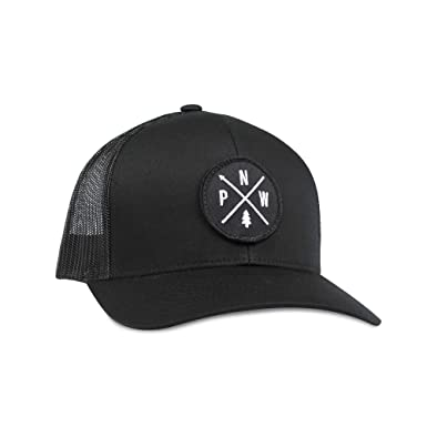 e61863b68efa1 Image Unavailable. Image not available for. Color  PNW Hat - Pacific  Northwest Trucker ...