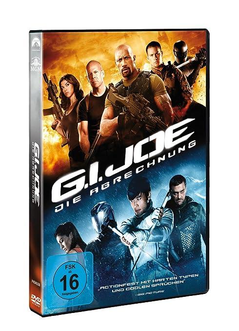 G.I. Joe - Die Abrechnung [Alemania] [DVD]: Amazon.es ...