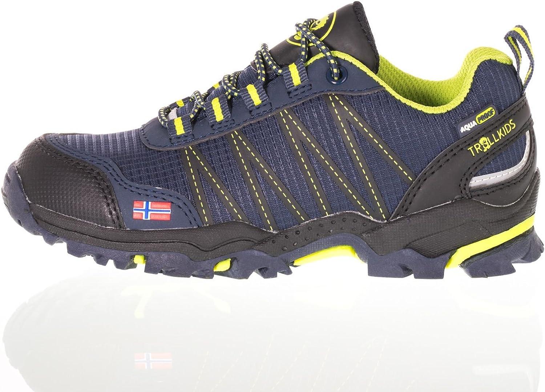 Trollkids Zapatos Impermeables Corte bajo Trolltunga para niños