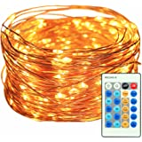 Amazon Price History for:HaMi 200/100 LEDs 66/33 ft Copper Wire LED String Lights for Decorations Warm White, Cool White