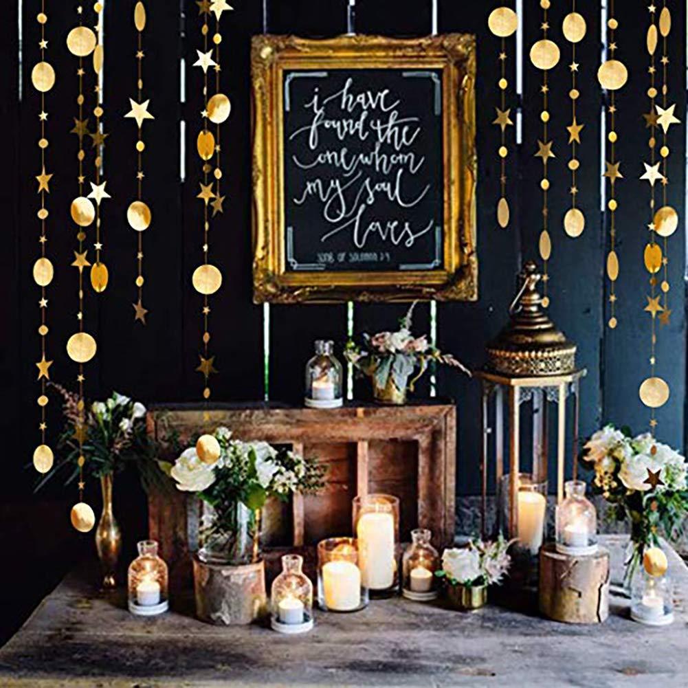 Queta 4 St/ück LED Weihnachtsanh/änger Holz Weihnachtsbaumschmuck Christbaumschmuck Anh/änger Holz Weihnachtsbaum Deko Weihnachtsdeko zum Aufh/ängen
