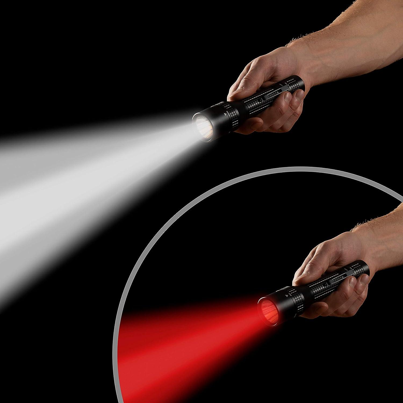 T8RA-01-R7 Nite Ize INOVA T8R PowerSwitch Rechargeable Dual Color LED Flashlight Inc