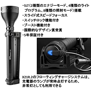 LEDLENSER (レッドレンザー) X21R.2 OPT-9421R