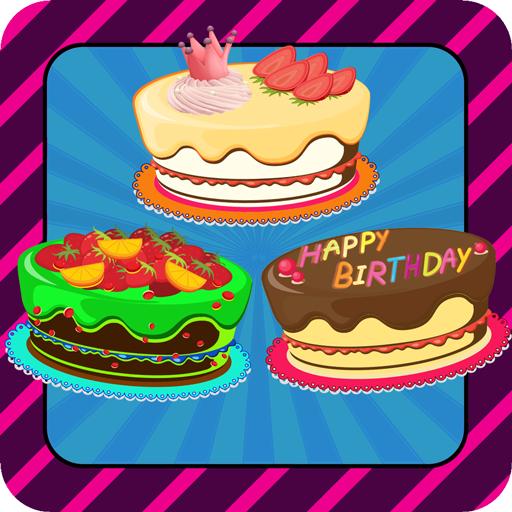 eCake Maker - Cake Decorator - Cooking games (Burger Maker Delux)