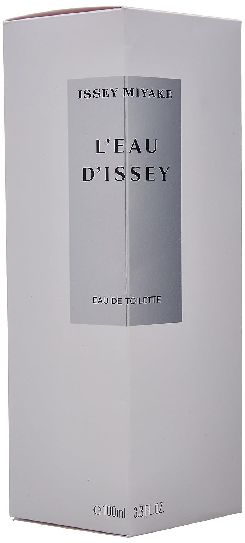 Issey Miyake L eau D issey Eau de Toilettes Spray for Women, 3.3 Fluid Ounce