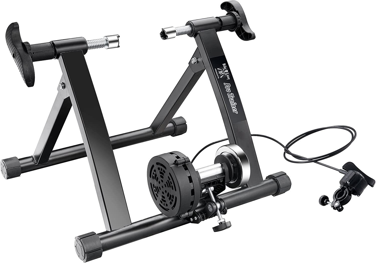 Bike Lane Pro Trainer Bicycle Indoor Trainer Exercise Ride All Year
