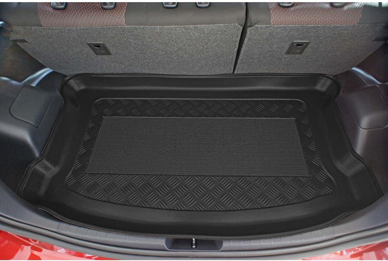 Kofferraum LINER und Anti-Rutsch f/ür Toyota Yaris 3/Schr/ägheck ab 2011/AUCH F/ÜR HYBRID