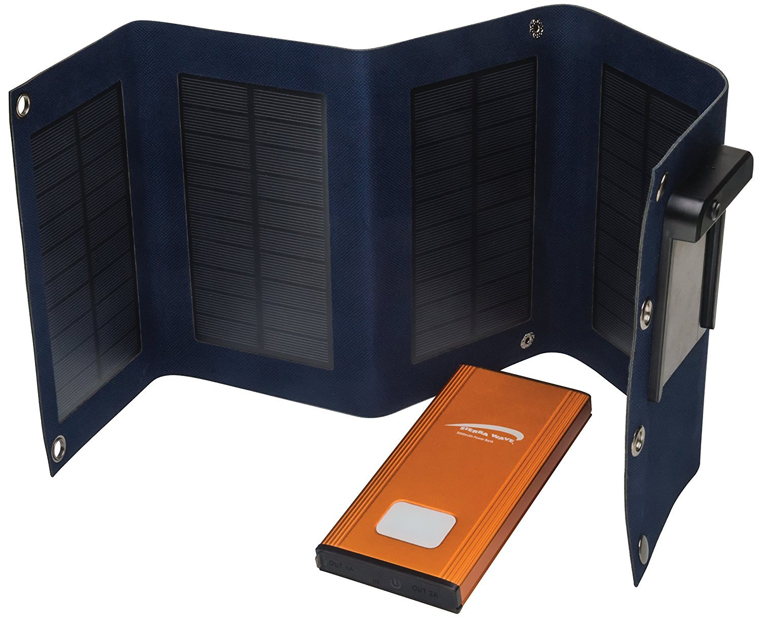 Aervoe Solar Collector/Power Bank by FirstAidGlobal.com