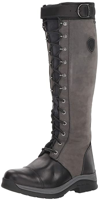 557-0056 Ariat Womens Berwick GTX Insulated Ebony Brown  Amazon.co ... a710fa398f