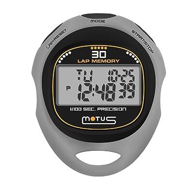 Motus Trainer MT38 Chronomètre Gris