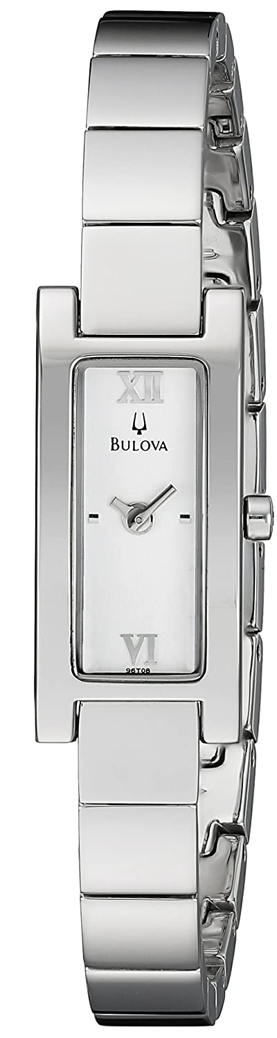Bulova Women s 96T08 Bracelet Watch
