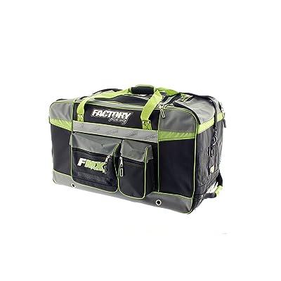 Factory FMX Motorcross Gear Bag XLarge Green: Automotive
