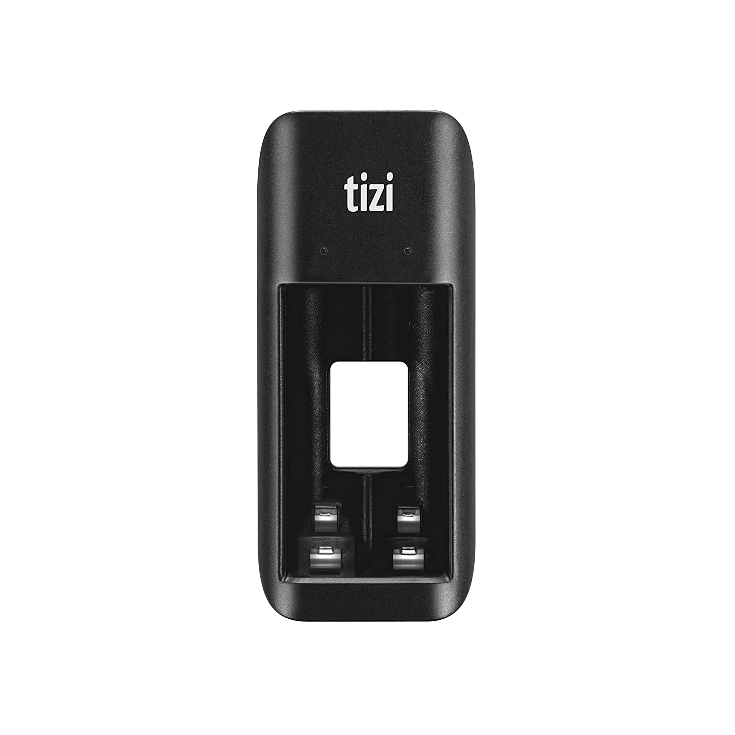 equinux New Tizi LAADAAA - USB Battery Charger for 2X AA Mignon/AAA Micro (Ni-Mh, Ni-CD, Rechargeable Batteries) Charge Via Micro USB, Light and Portable: ...