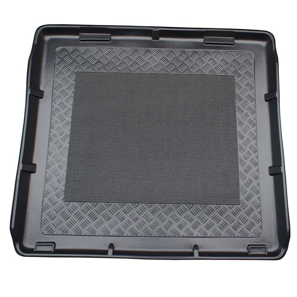 MTM Boot Liner Serie 5 Touring (F11) from 06.2010-, Tailored Trunk Mat with Antislip cod. 382