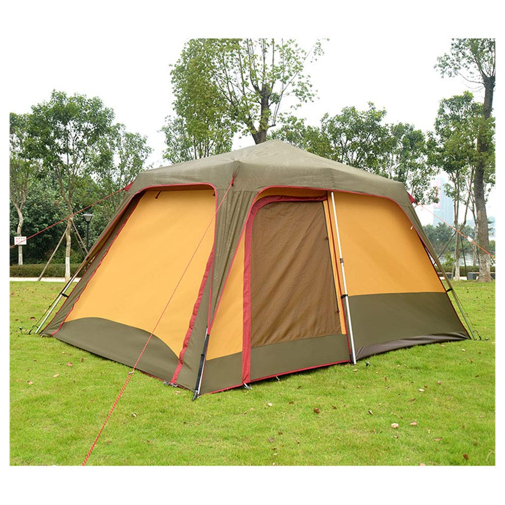 Zelt, Automatik 3-4 Personen Camping Family Zelte wasserdicht Windproof Picnic Portable OverGrößed Zelte
