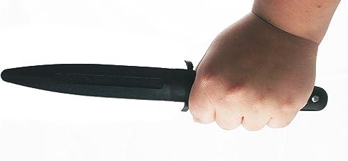 Boker 02BO544 A-F Rubber Training Knife, 2-Pack,Multi