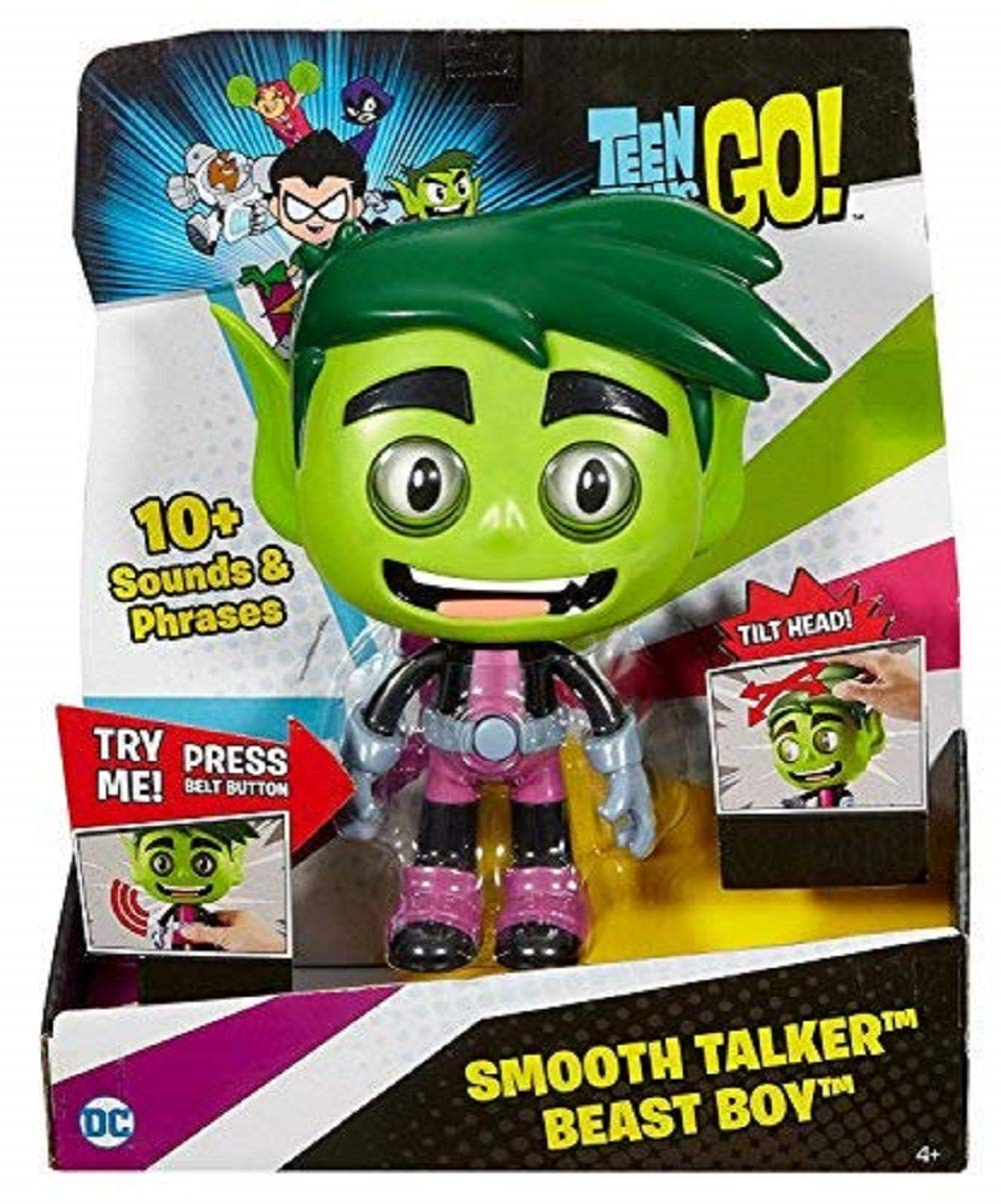 Smooth Talker Beast Boy figure figurine Mattel Teen Titans Go